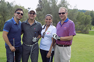 Telus Swing for a Cure - 2016