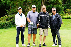 Telus Swing for a Cure - 2018